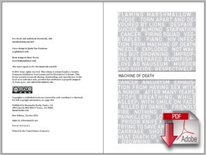 Machine of Death » Announcing the free PDF download of MACHINE OF