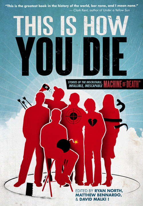 Cover Art of This is How You Die